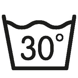 Prát na 30 °C